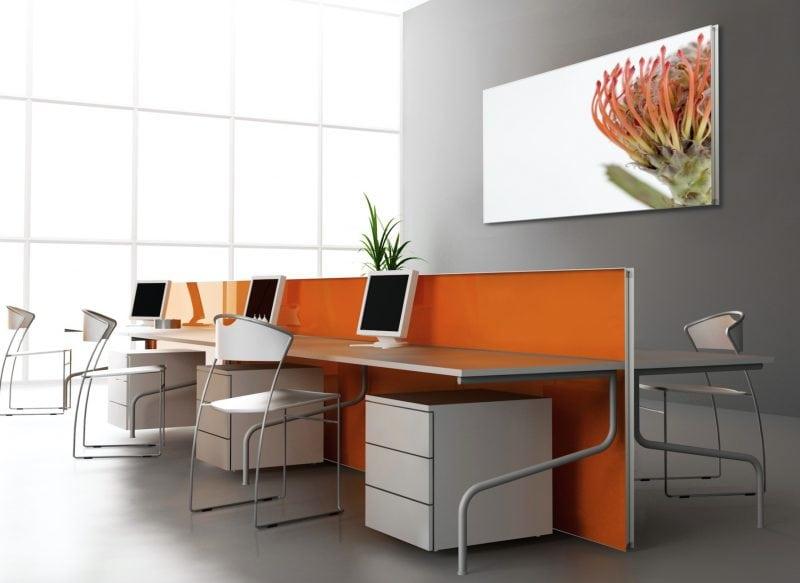 schallschutz trennwand b ro callcenter. Black Bedroom Furniture Sets. Home Design Ideas