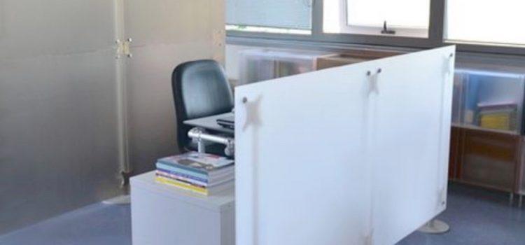 Trennwände Büro