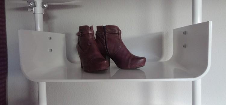 Schuhpräsentation leicht gemacht