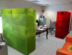 Stellwände Büro, Raumteiler, Trennwaände