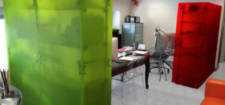 Schallschutz Stellwand Büro, Raumteiler, Trennwände