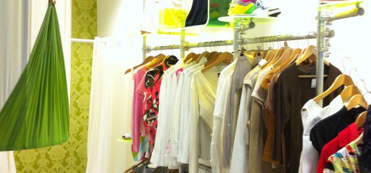 Kleiderregal selbst bauen – Ankleidezimmer