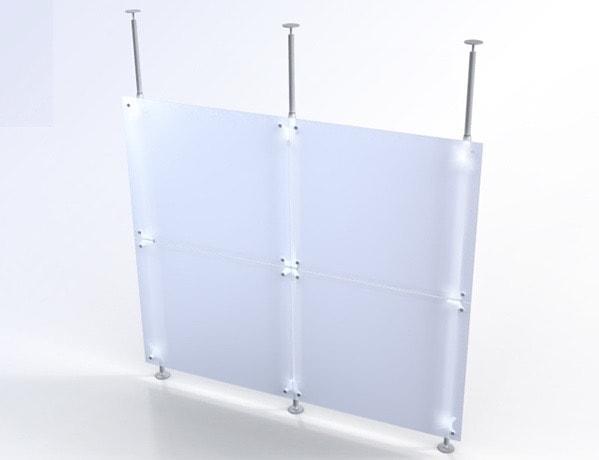praxiseinrichtung raumteiler praxis trennwand ladeneinrichtungen. Black Bedroom Furniture Sets. Home Design Ideas