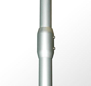 Teleskopstange ausziehbar von 2080 bis 3400 mm