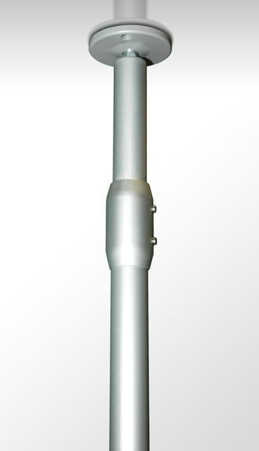 teleskopstange ausziehbar von 2080 bis 3400 mm ladeneinrichtungen. Black Bedroom Furniture Sets. Home Design Ideas