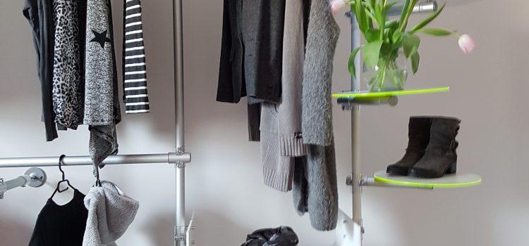 Garderobe Arztpraxis, Praxiseinrichtung