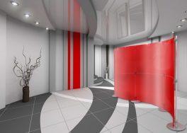 Trennwand Raumteiler Büro