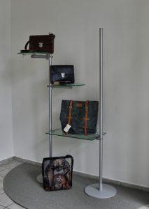 Warenträger Verkaufsständer für Taschen und Lederwaren