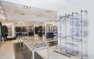 Ladeneinrichtung für Textil und Mode Boutique
