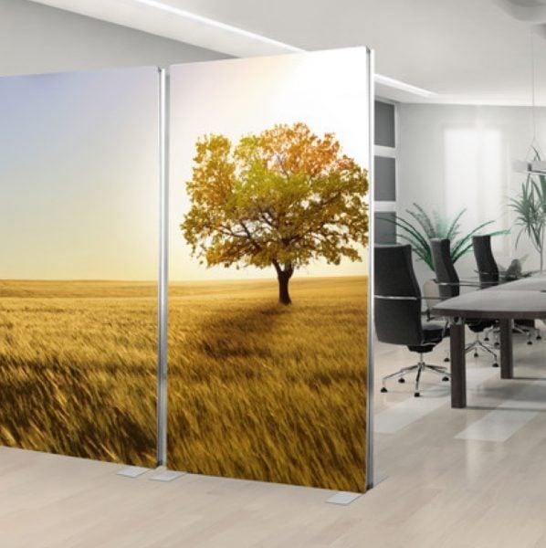 schallabsorbierende stellw nde. Black Bedroom Furniture Sets. Home Design Ideas