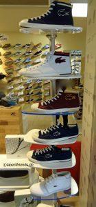 Ladeneinrichtung Schuhe - Schuhpräsenter